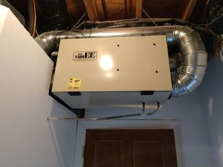Have you checked your air exchanger lately?